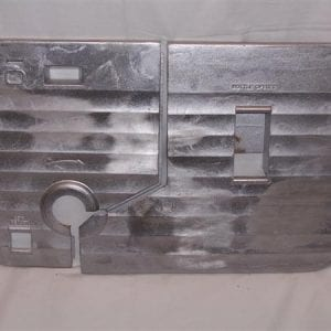 TEMPORARILY OUT OF STOCK !! Coin Door for Vendorlator VMC 27, 27a &  33 Models