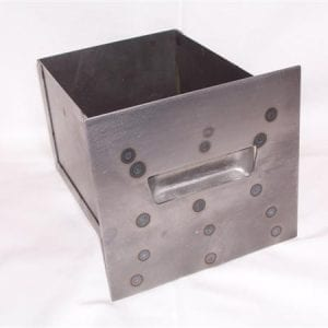 "Reproduction ""Drawer"" Style Cap Catcher for Most Post-WWII Westinghouse & Cavalier  Chest Coolers"