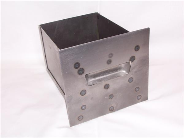 """Reproduction """"Drawer"""" Style Cap Catcher for Most Post-WWII Westinghouse & Cavalier  Chest Coolers"""