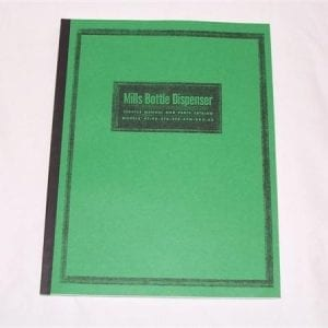 Mills 47, 98, 47A, 47N, 98A & 45 Combined Service & Parts Manual