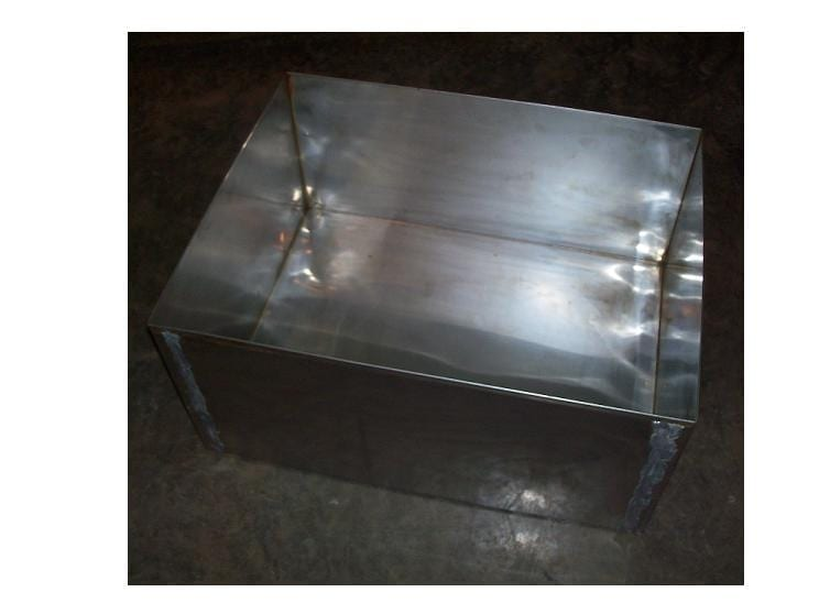 Reproduction Stainless Steel Standard Ice Tank Liner