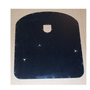 VMC 27 Black Plastic Door Liner