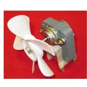 Evaporator Fan Motor for Glasco Slider