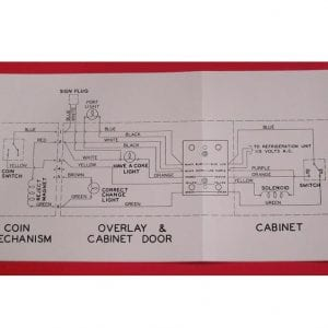 CSS-64 Wiring Diagram Decal