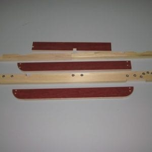 Vendo V-110 Main Door Wood Frame Kit