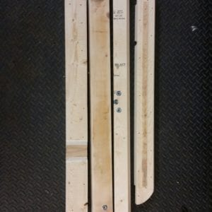 Vendo V-110 Wood Kit for the Cabinet