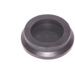 Black Rubber Leg Leveler Cup/Cover