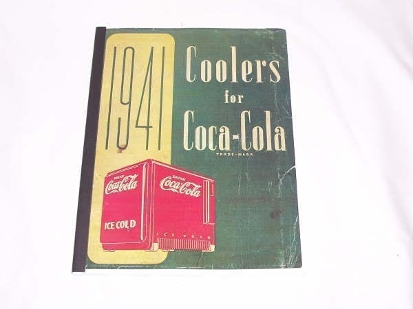 Replacement Parts Catalog for Pre-WWII Coolers