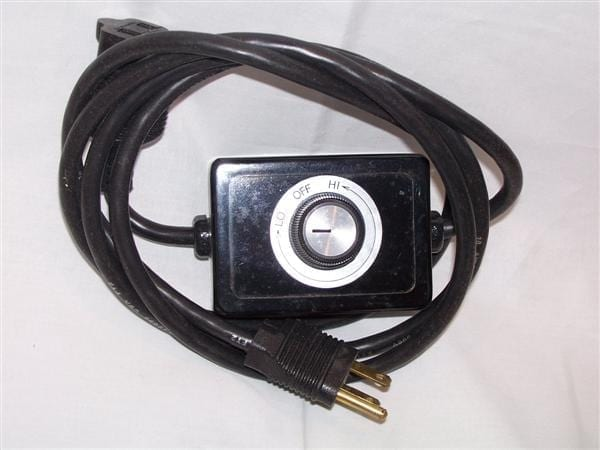 Motor Speed Control Used to Slow Down Replacement Agitator Motors