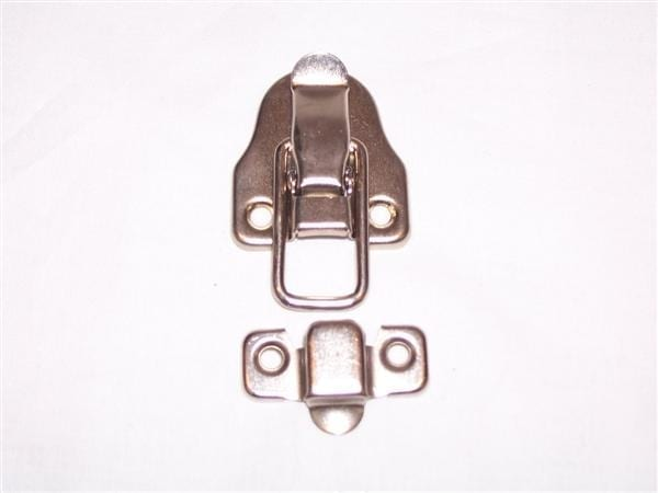 Clasps for Cavalier Junior Carry Cooler-Airline Cooler-Bright Nickel Plated
