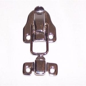Clasps for Cavalier Junior Carry Cooler-Airline Cooler-Chrome Plated