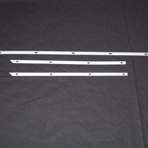 Galvanized Metal Strips for Pre-WWII Junior Ice Cooler Gasket