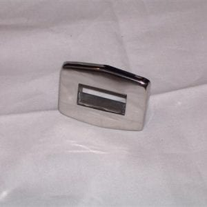 Bezel-Coin Entry for Cavalier CS-72, CS-96 & CS-124