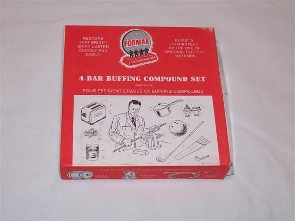 Buffing Compound Kit
