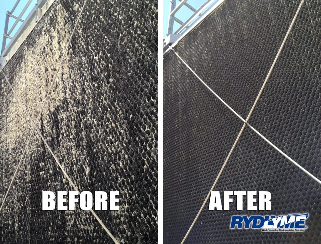 Cooling Tower Cleaning RYDLYME
