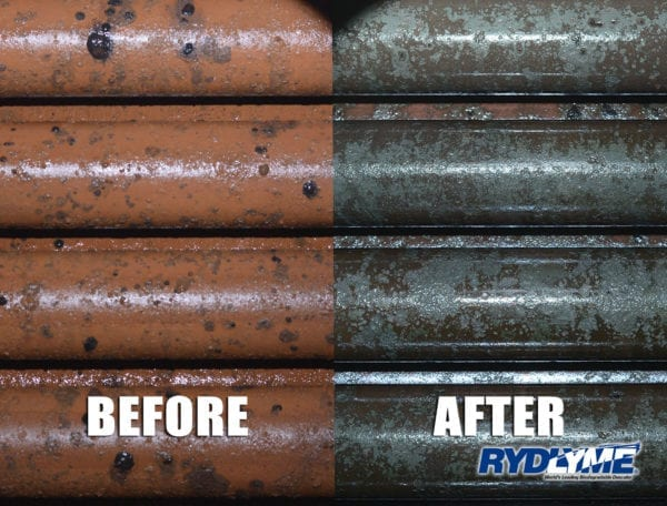 Boiler Tube Cleaning RYDLYME