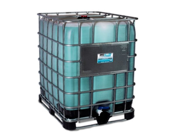 RYDALL HD Heavy Duty Degreaser. Image of the product in a 330 gallon container.