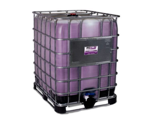 RYDALL VP Specialty Degreaser. Image of the product in a 330 gallon container.
