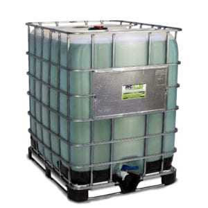 RYDALL MP Multi-Purpose Degreaser. Product shown in a 330 gallon container.