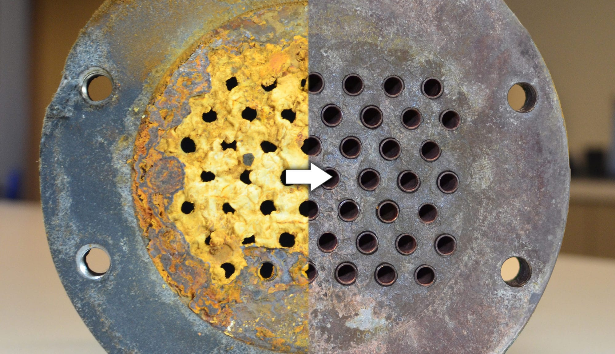Heat Exchanger Shell & Tube Cleaning